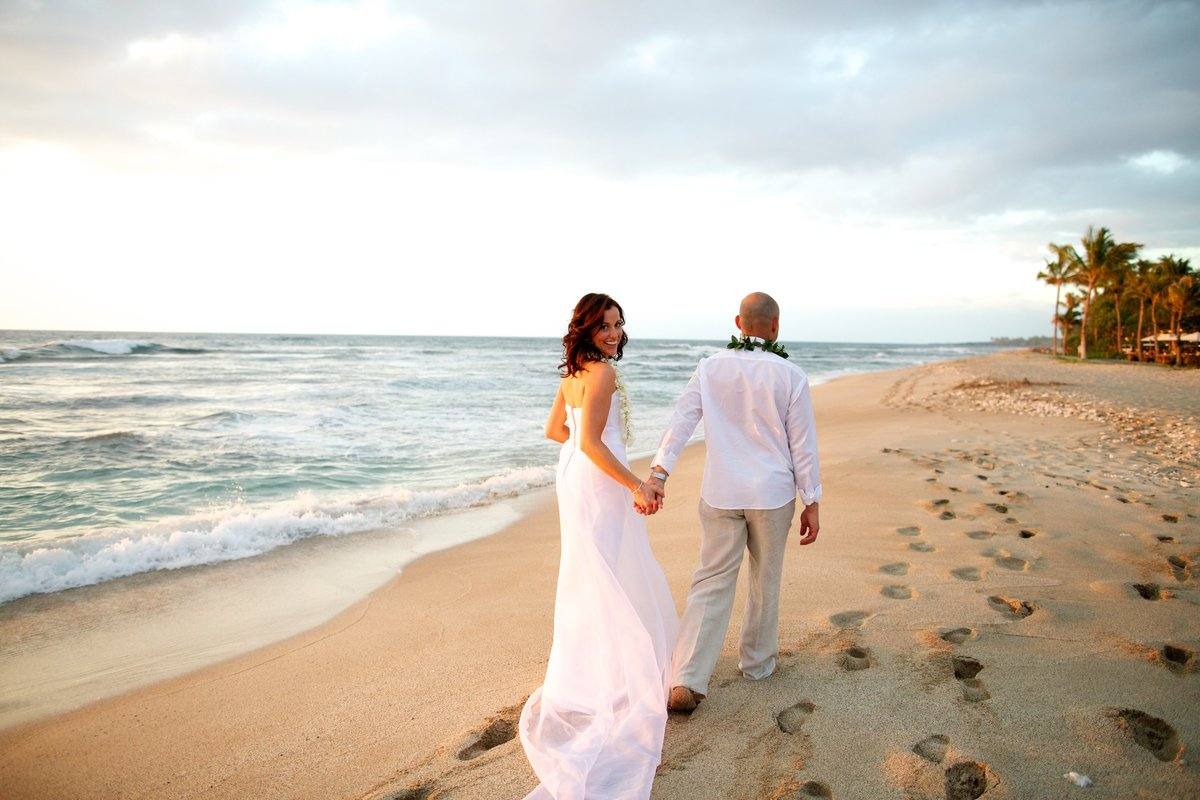 Four Seasons Hualalai Wedding Photography
