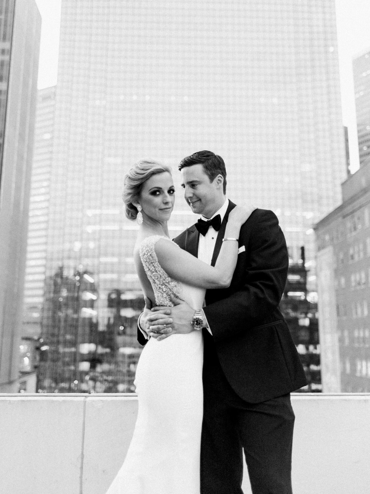 Courtney Hanson Photography - Modern wedding at The Joule-2971
