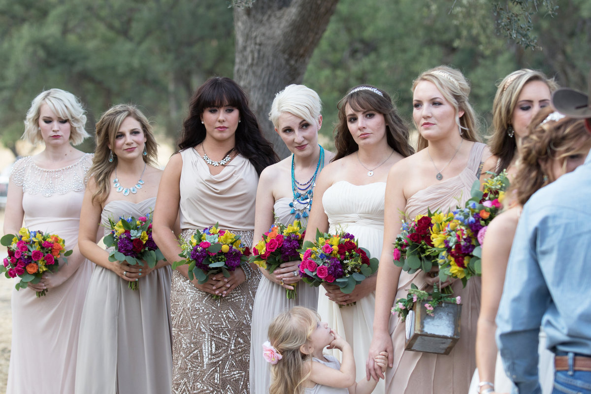 bridesmaids, bridesmaids ceremony