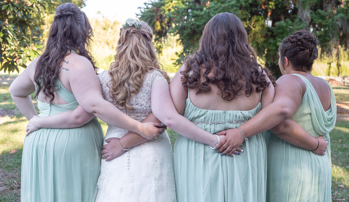Emeralds Bridal Party