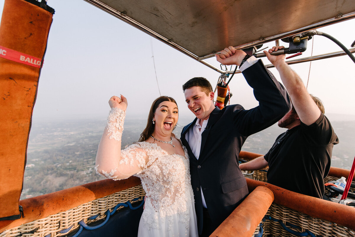 Hot Air Balloon Elopement Marie Monforte Photography-149