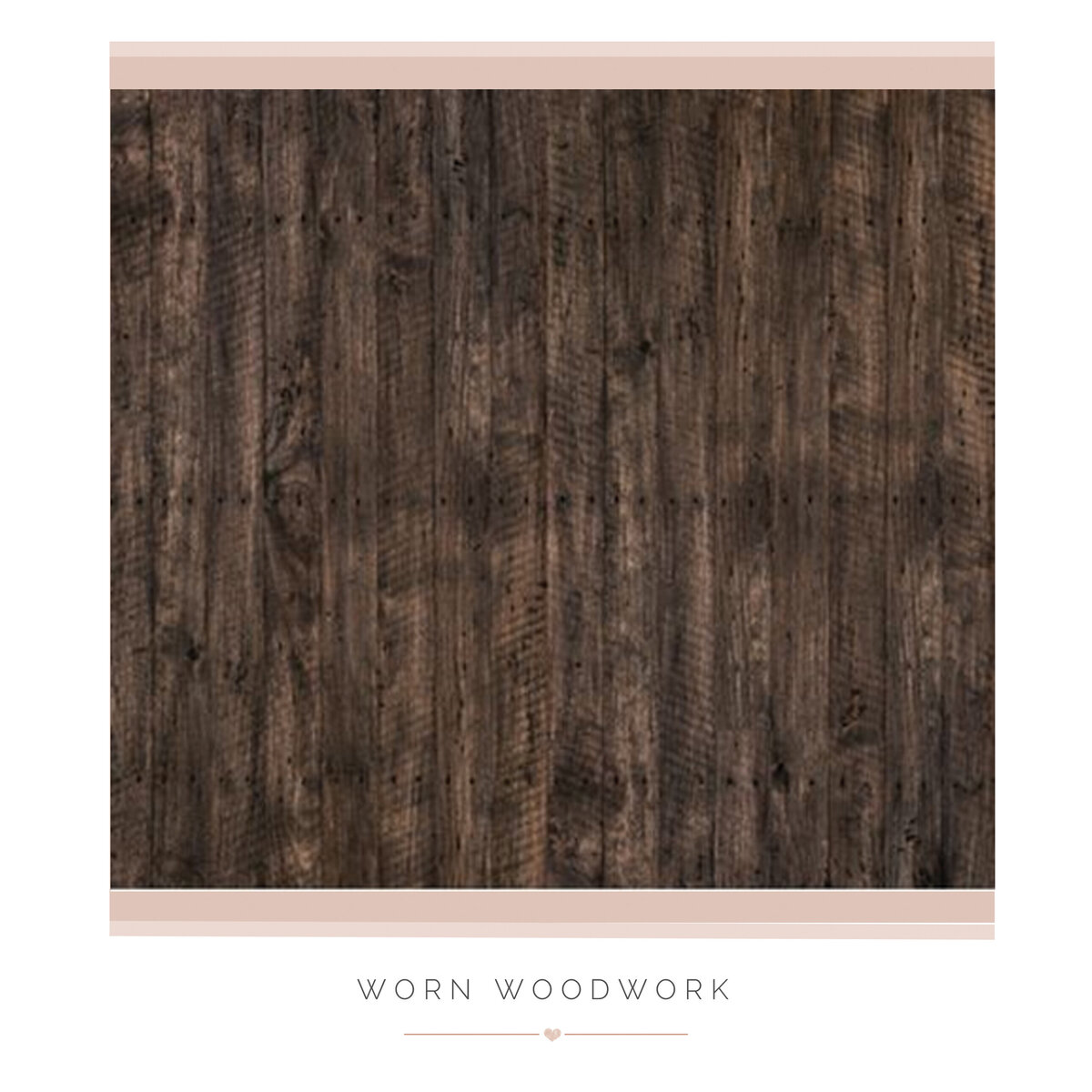 Worn Woodwork