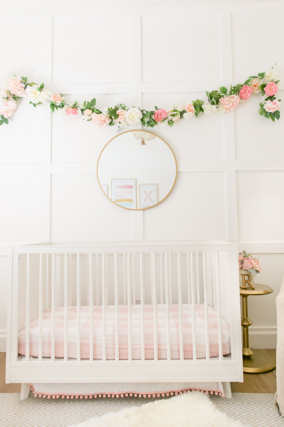 Style Me Pretty The Posh Home Nursery Photos 5