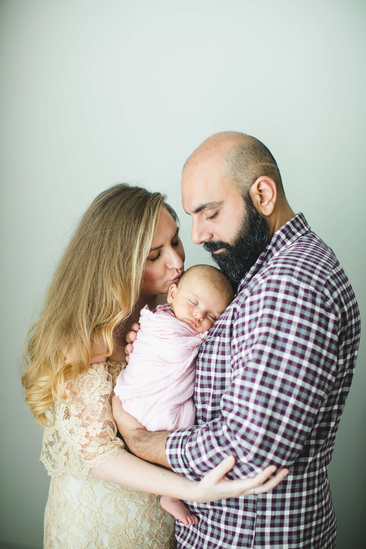 Athens, Atlanta and Savannah in-home lifestyle newborn photographer