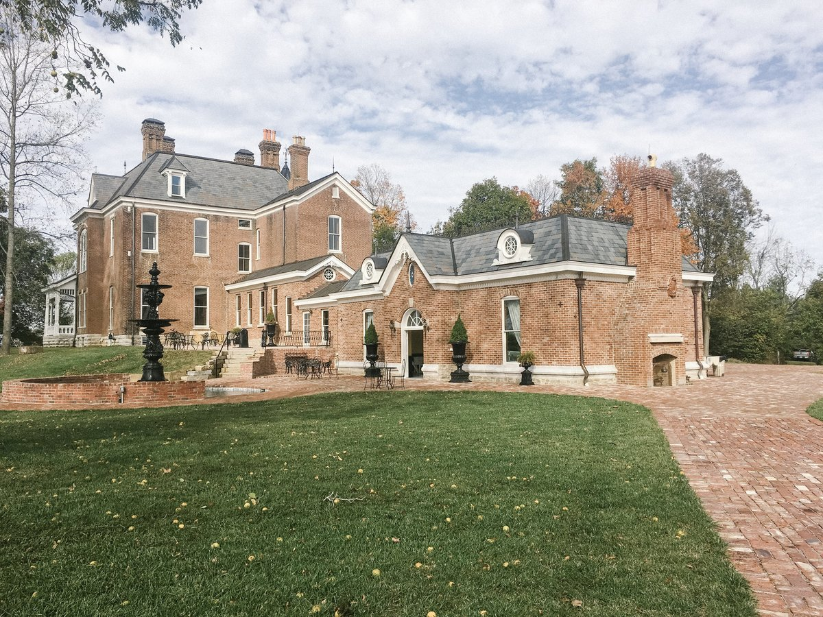 Lynwood Estate - Luxury Kentucky Wedding Venue - Richmond, Kentucky 00020