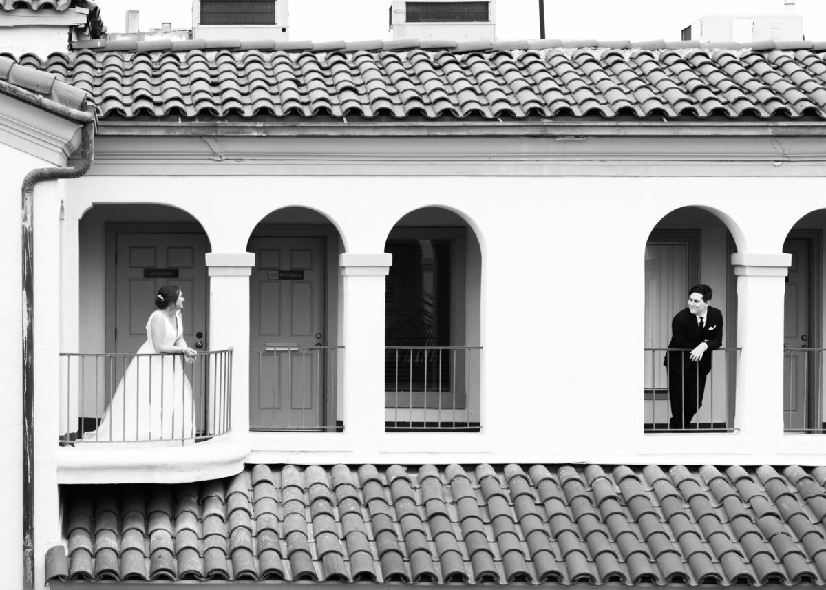 Villa del Sol Orange County  Wedding Photographer