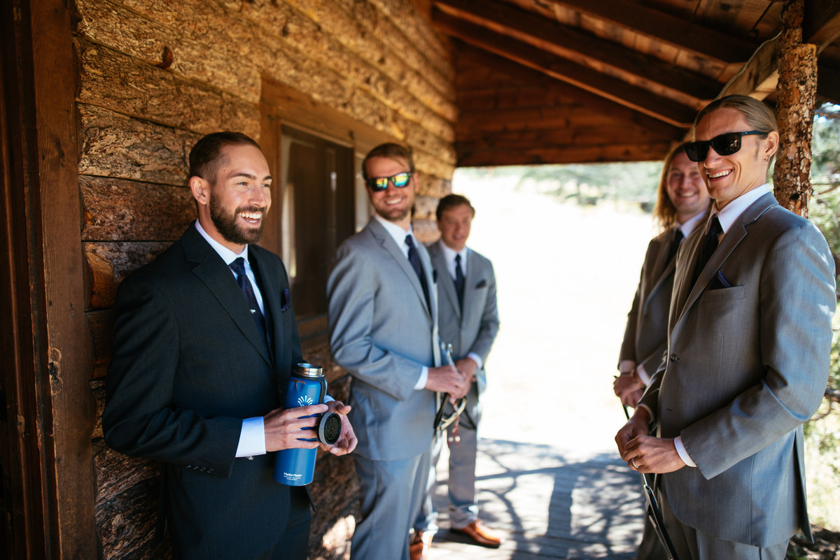 Estes Park Wedding Photographer - 005