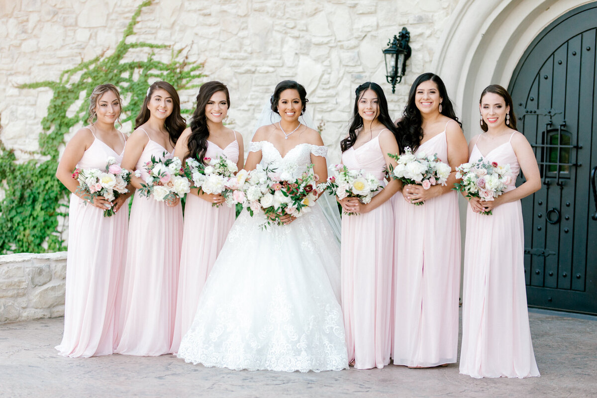 Jasmine & Josh Wedding at Knotting Hill Place | Dallas DFW Wedding Photographer | Sami Kathryn Photography-39