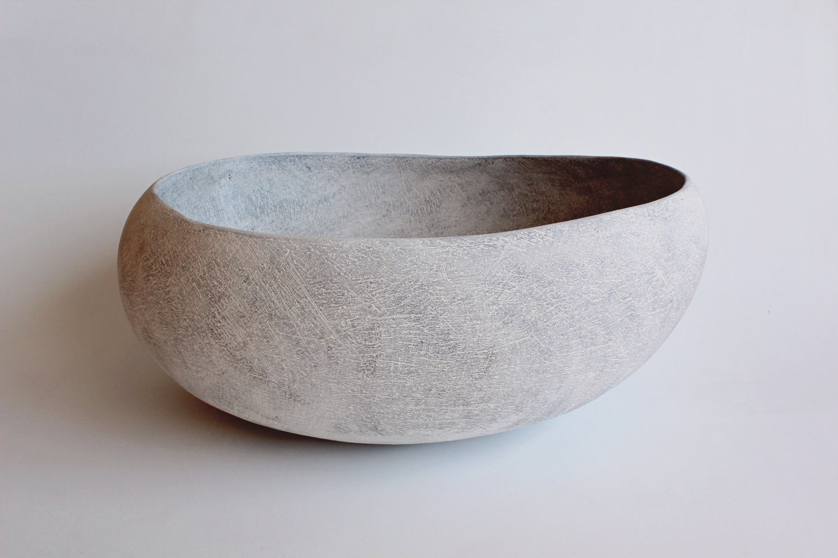 Yasha-Butler-Ceramic-Sculpture-Bowl-White-Lithic_1425-3500px