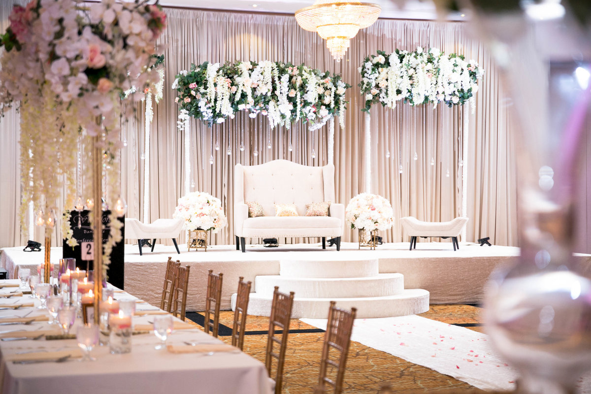 Shireen and Shabaz - Reception Decor -33