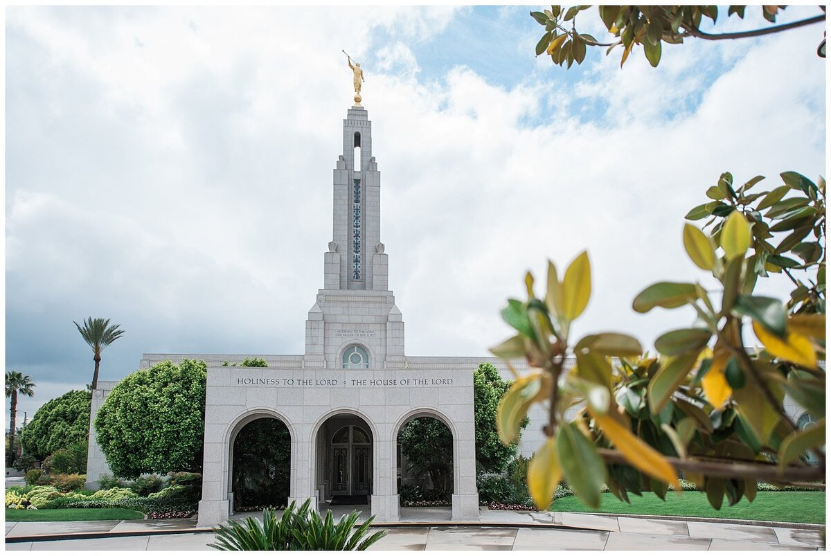 Redlands Temple wedding rancho cucamonga socal photographer photo002