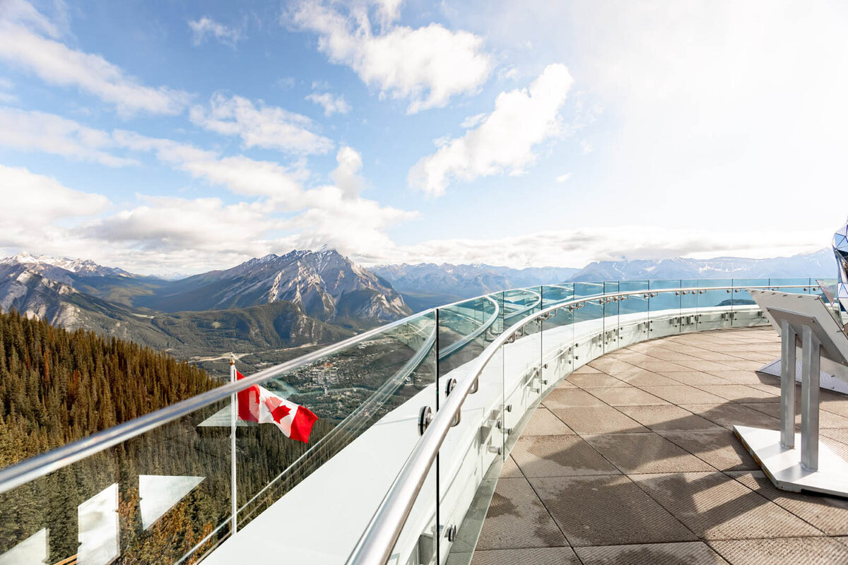 Banff Wedding Venue - Banff Gondola & Sky Bistro-4