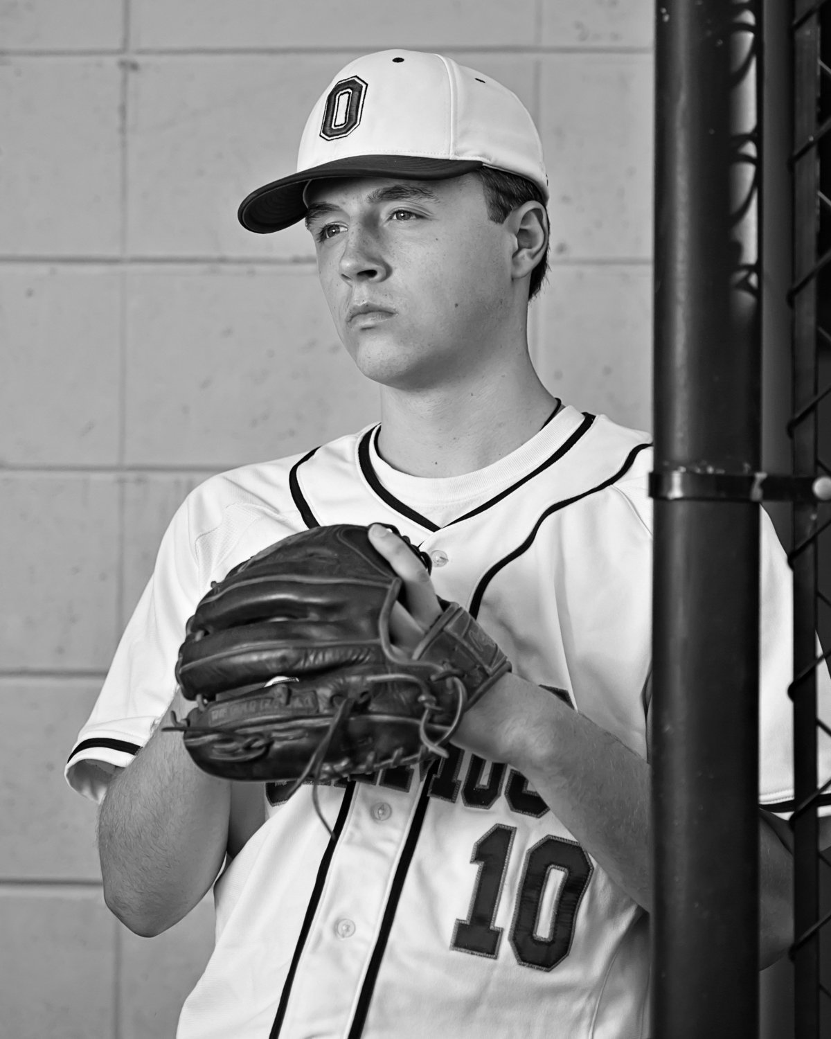 okemos chiefs baseball player senior portraits michigan