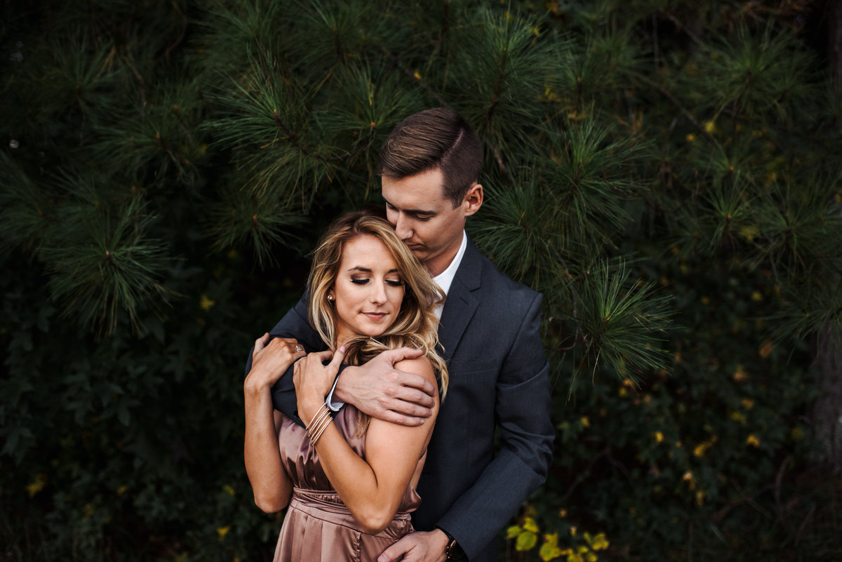 Themed Charlotte engagement Photos 95