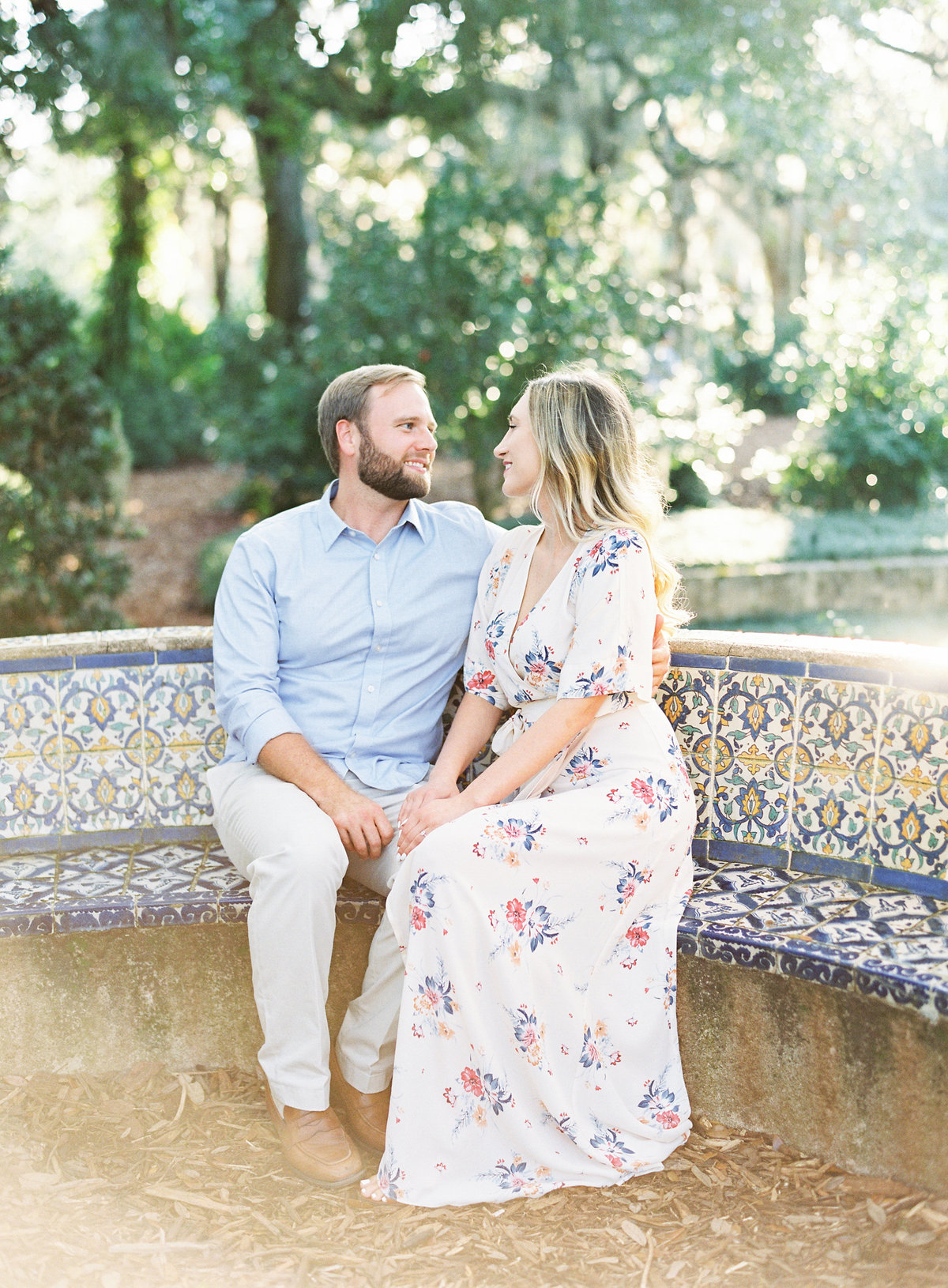 Bok_Tower_Garden_Film_Fine_Art_Engagement_Session-22