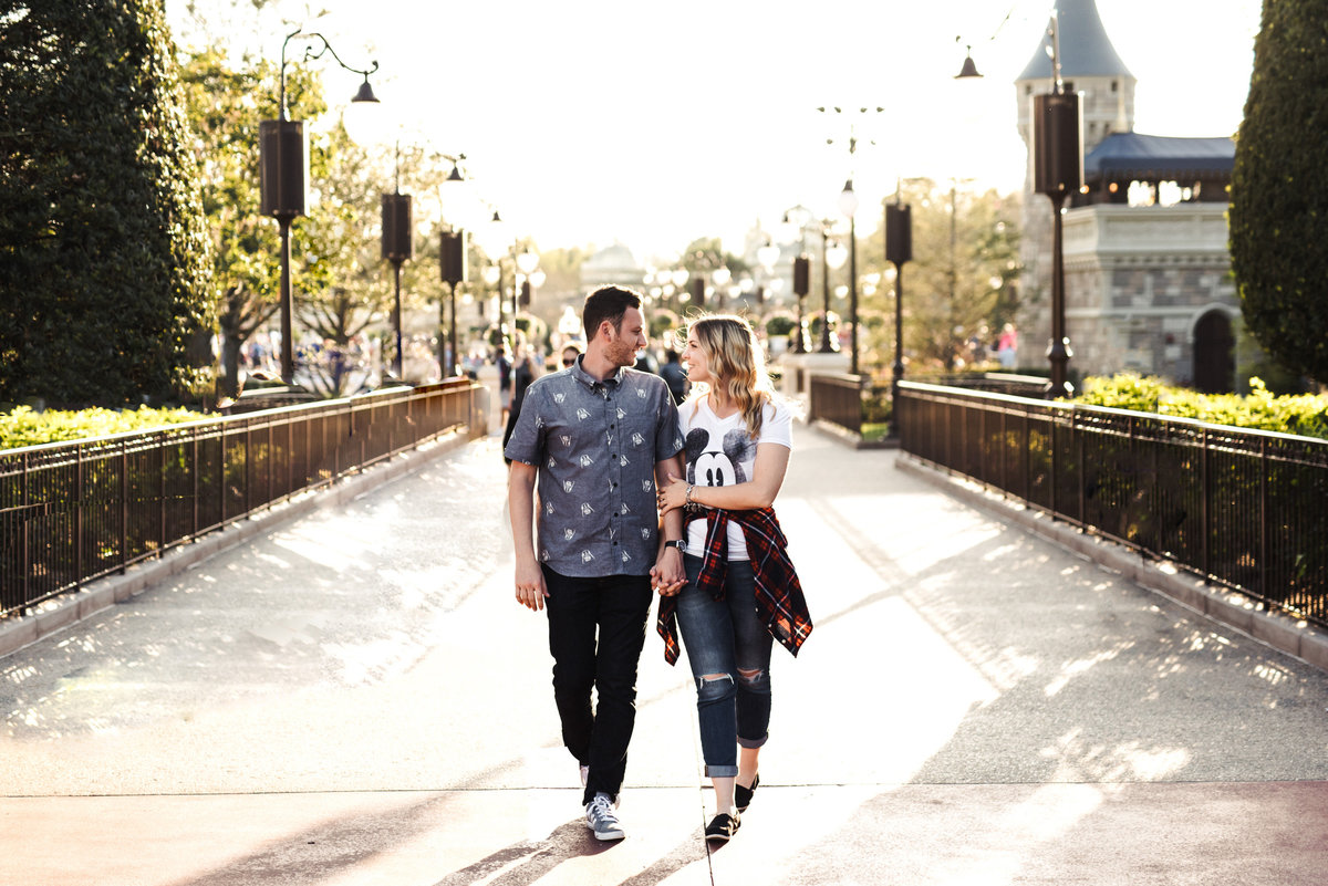 Ally & Brett's Disney Engagement Session (201 of 243)
