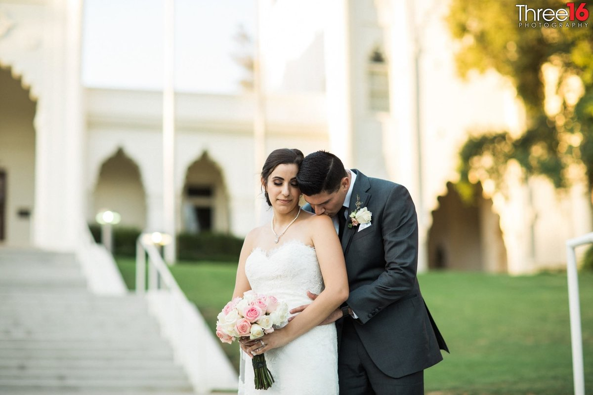 Brand Library Park Wedding in Glendale Photographer_