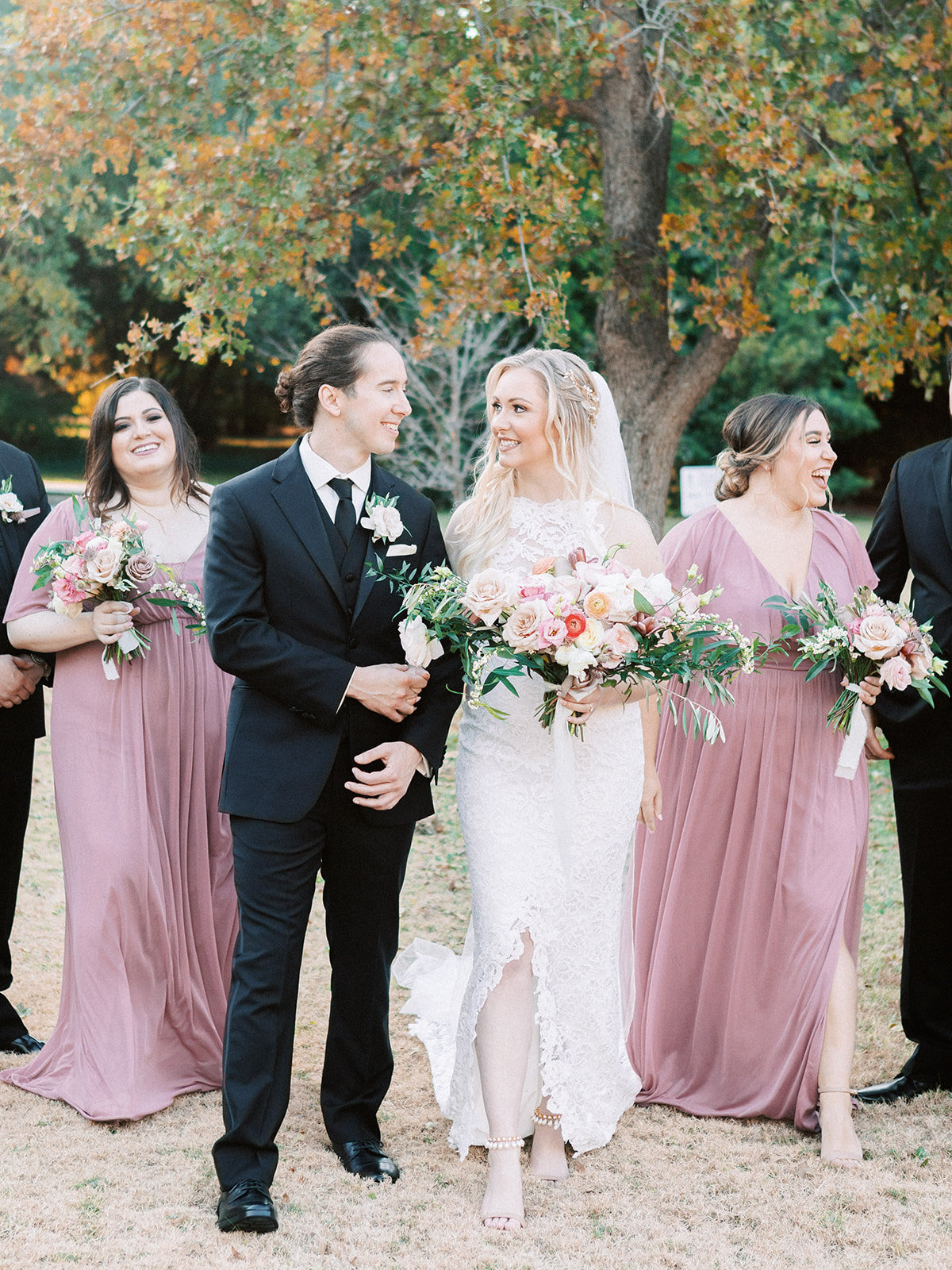 Romantic Garden Party at Clark Gardens Dallas Wedding (17)