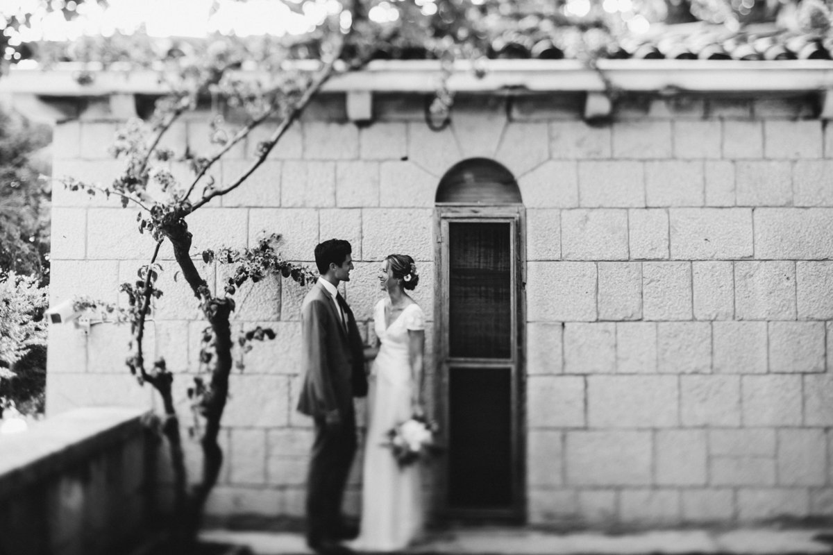 featured wedding bw