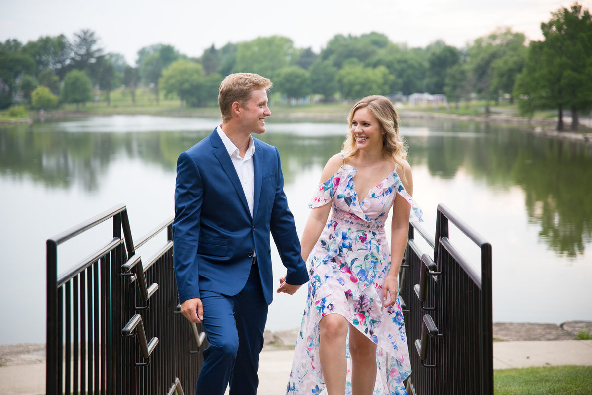 Downers Grove Illinois Engagement Photographer Taylor Ingles 1