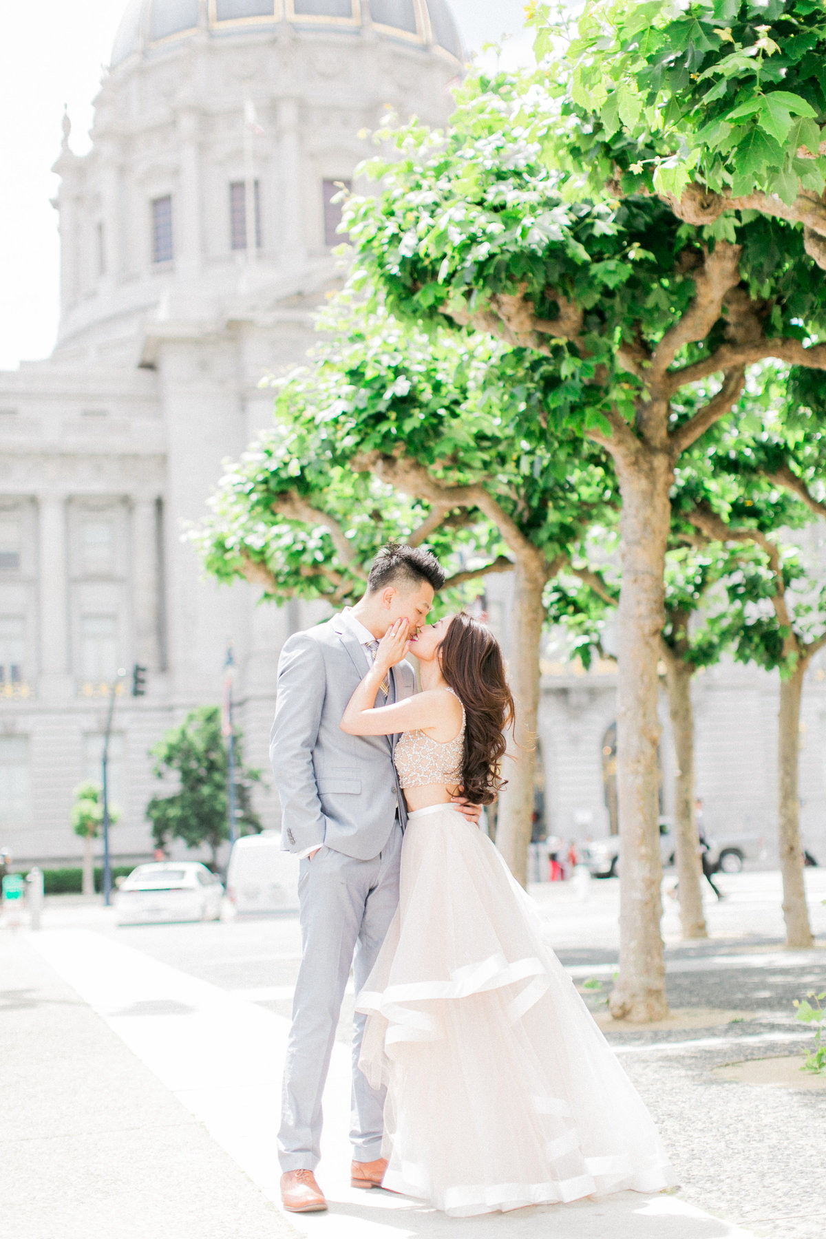 Evonne and Darren Weddings San Francisco