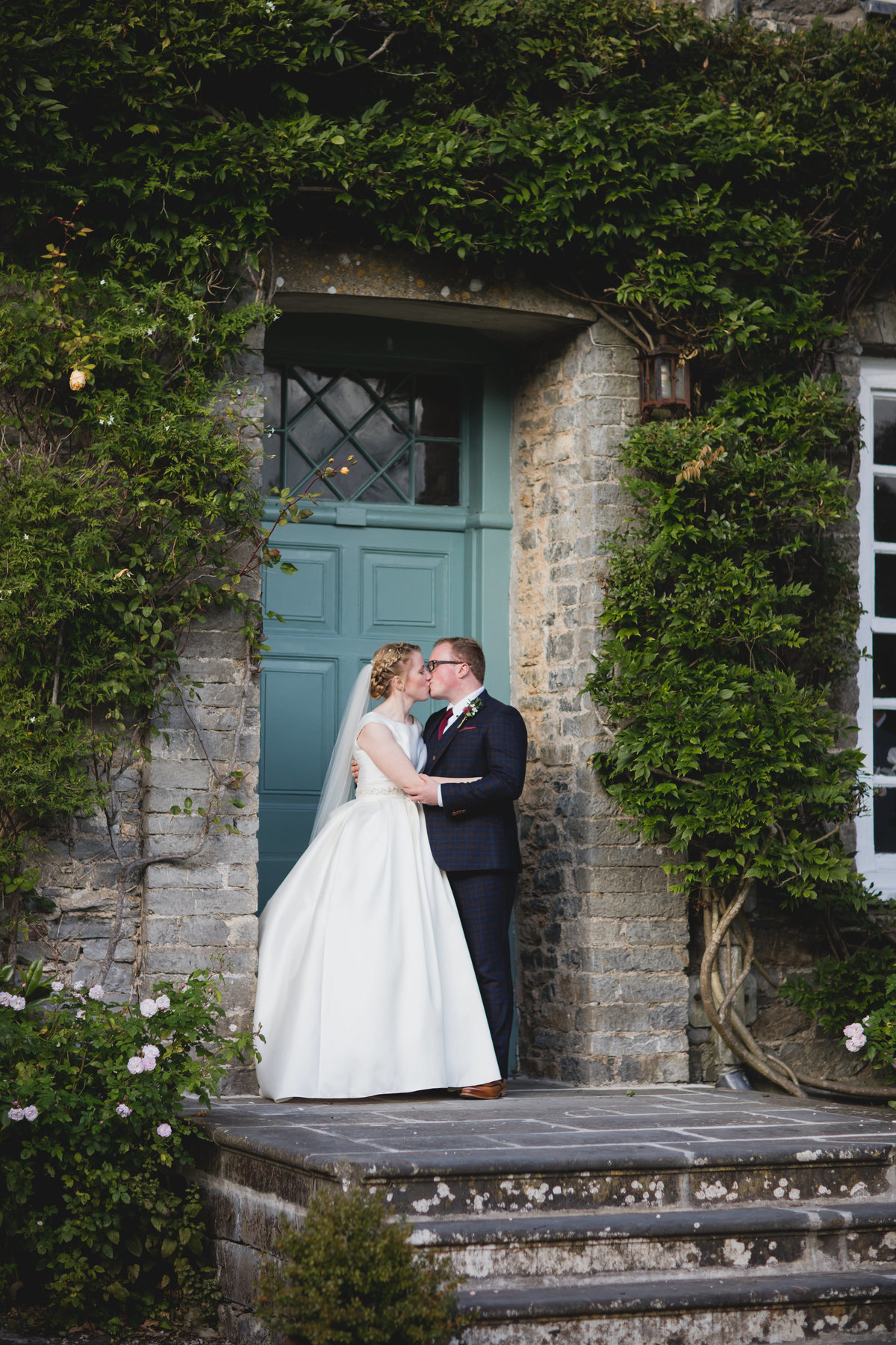 kingston estate wedding photography devon