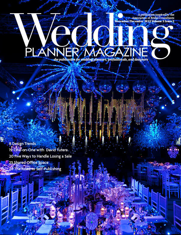 Wedding Planner Magazine Nov.-Dec. 2015