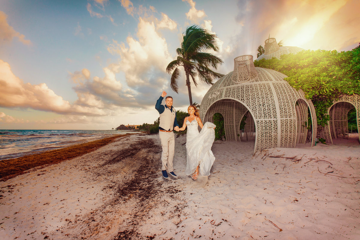 riveria maya-wedding, sandos wedding, destination mexico, 405 brides, oklahom photographer