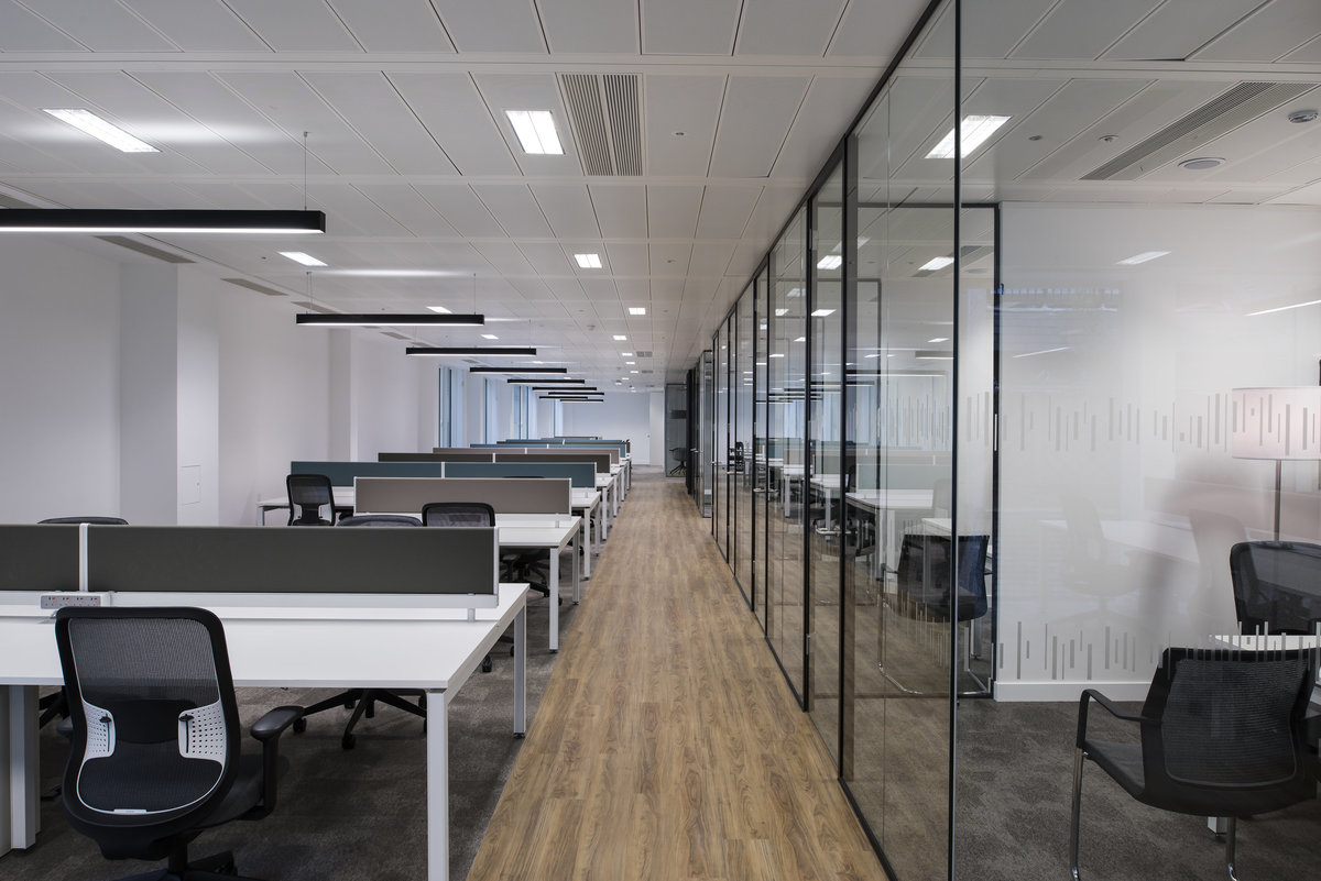 iSpace office design London
