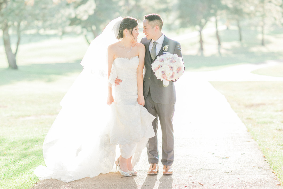Walnut Creek Country Club Wedding