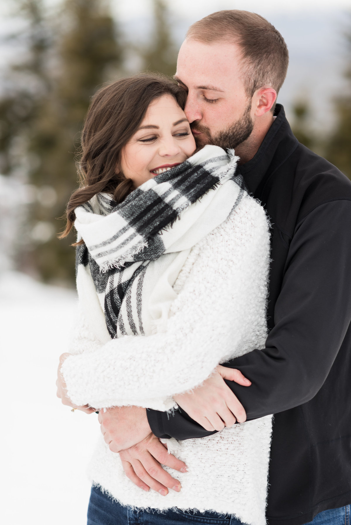 A  Winter Bogus Basin Engagement Shoot 016