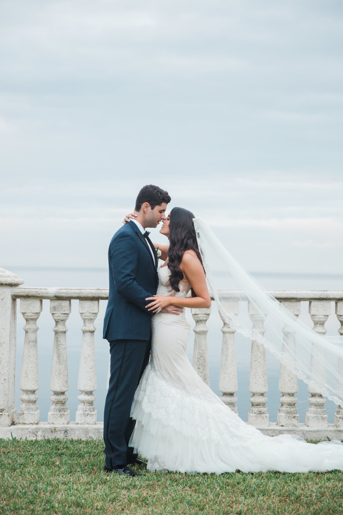 Florida Oceanside Luxury Estate Wedding