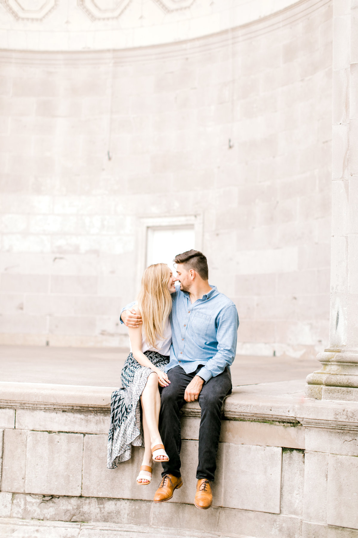 Melanie Foster Photography - Norman Oklahoma Senior and Engagement Photographer - Couple Engagement Photo - 49