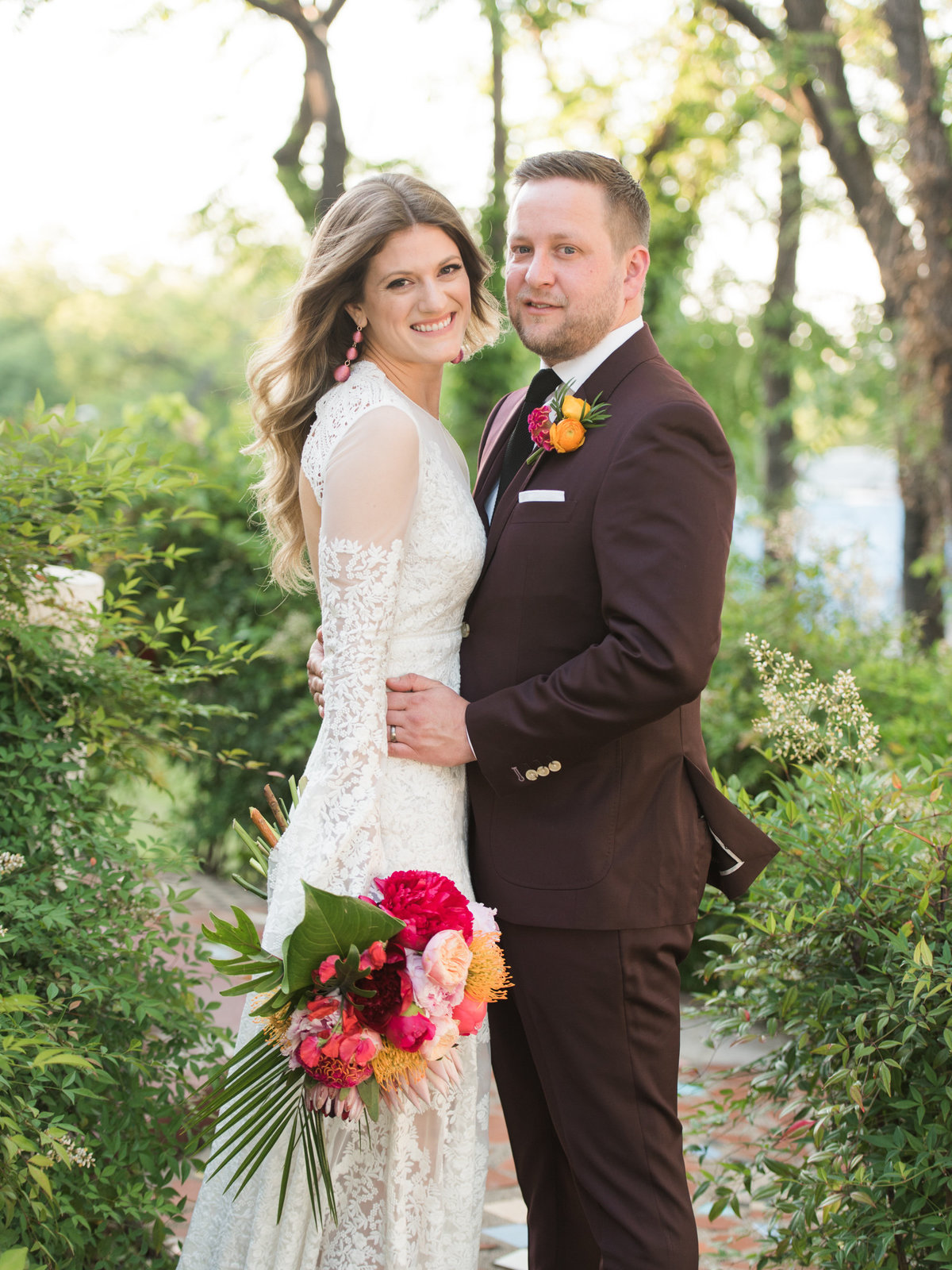 Courtney Hanson Photography - Vintage Tropical Wedding at The Belmont Hotel in Dallas-0641