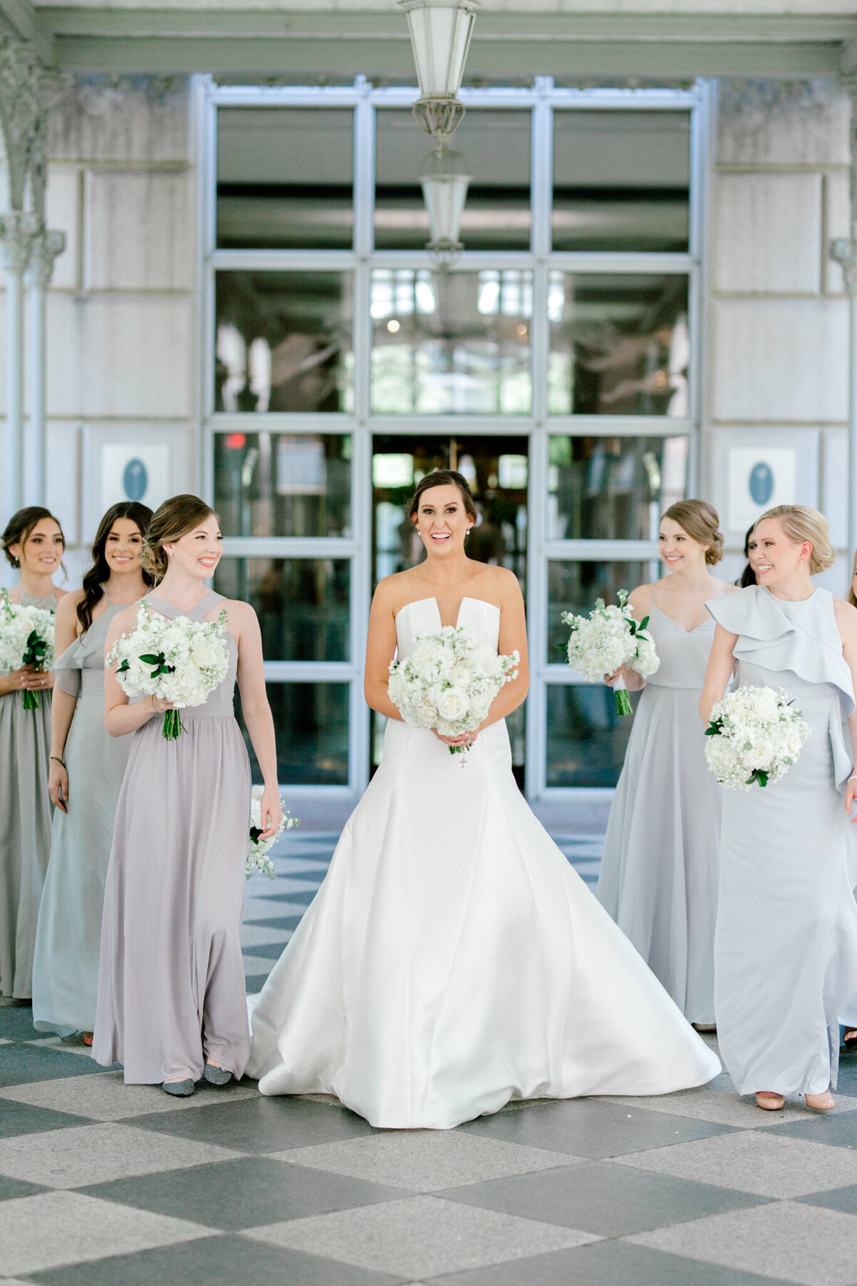 Wedding at the Crescent Court Hotel and Highland Park United Methodist Church in Dallas | Sami Kathryn Photography | DFW Wedding Photographer-73