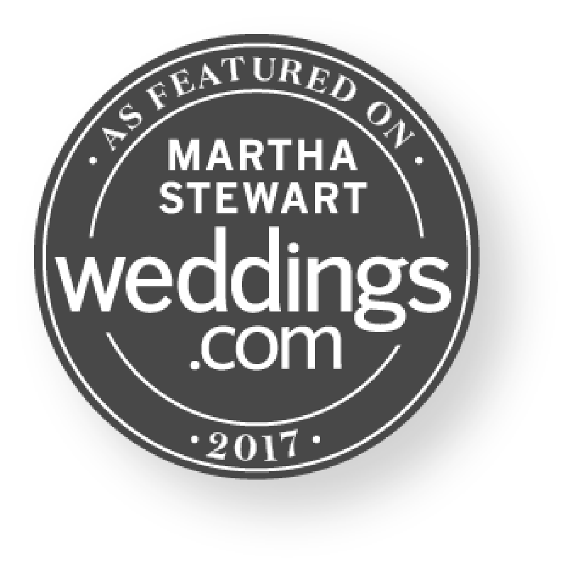 Photographer_Honey Gem Creative Featured on Martha Stewart Weddings
