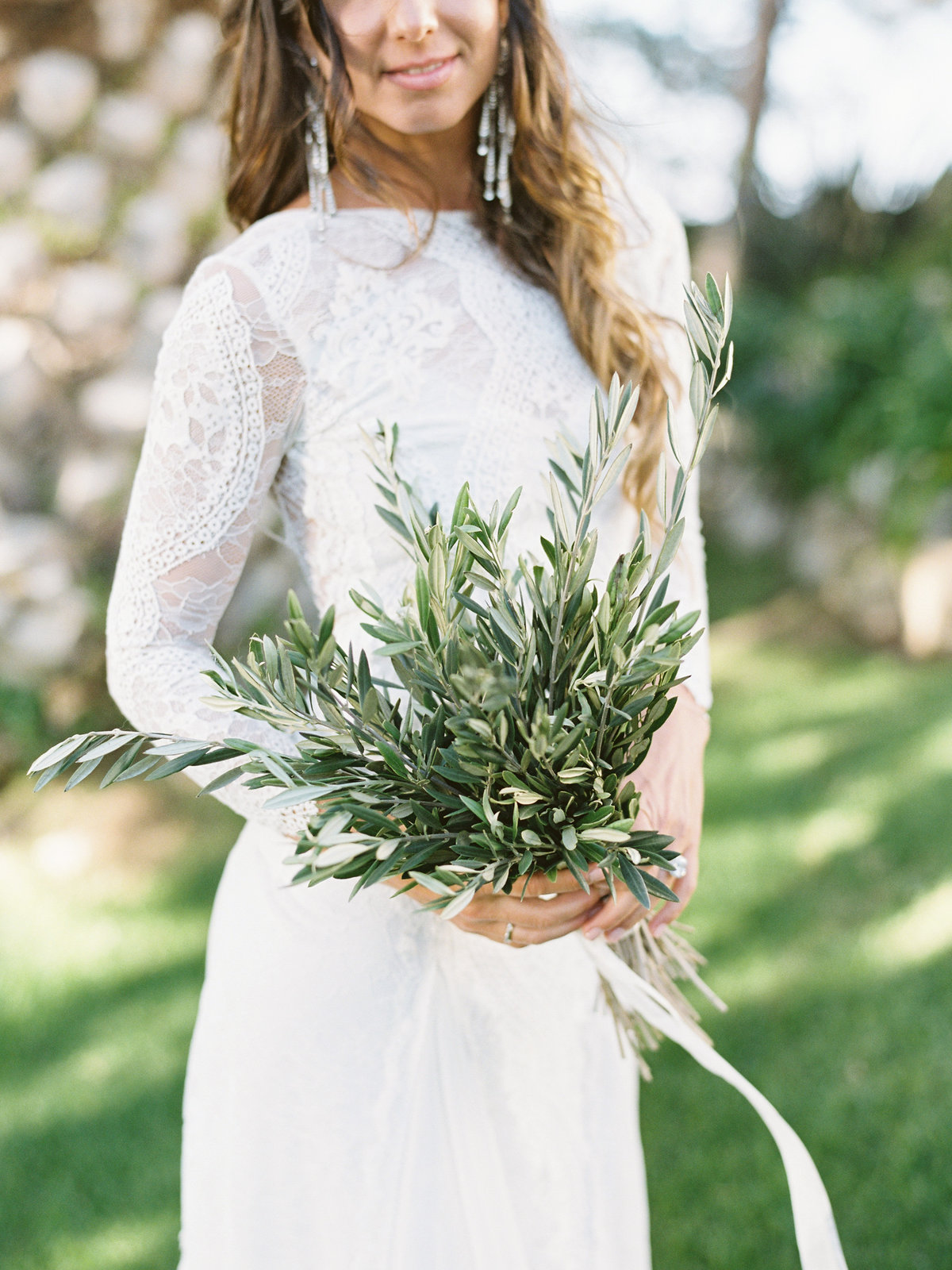 Boho California Wedding