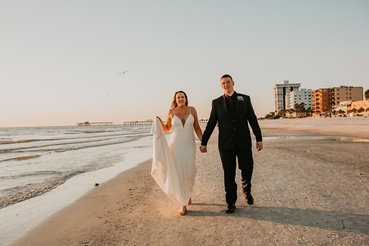 Double Tree North Redington Beach Florida-Wedding-Brittany and Bruce480
