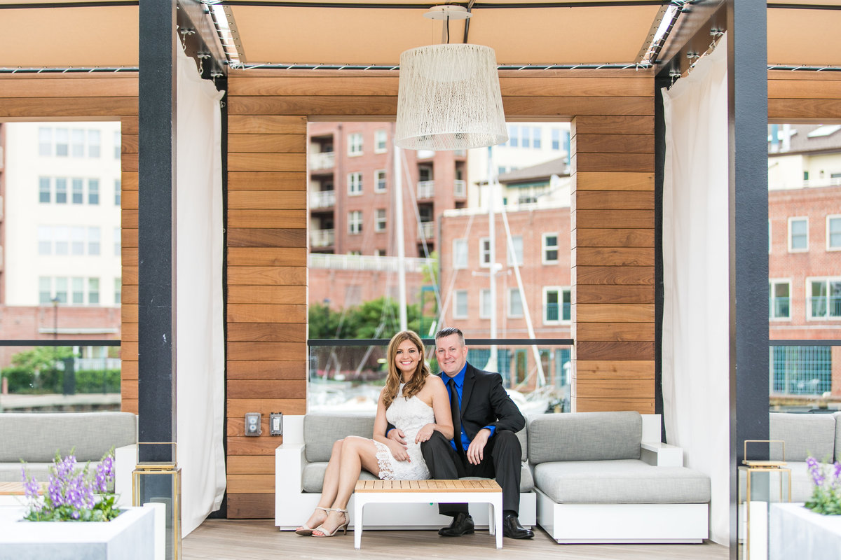 Sagamore-Pendry-Hotel-Cabana-Engagement-Session
