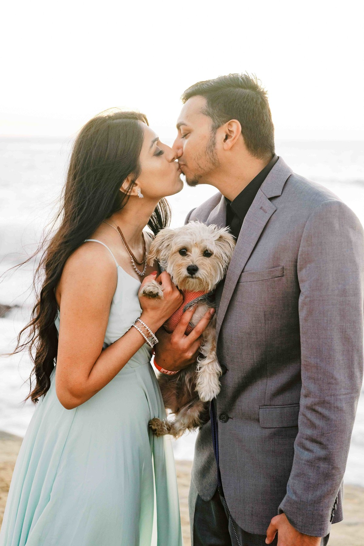 Babsie-Ly-Photography-San-Diego-Proposal-Engagement-Sunset-Cliffs-Indian-Couple-Dog-Surprise-005