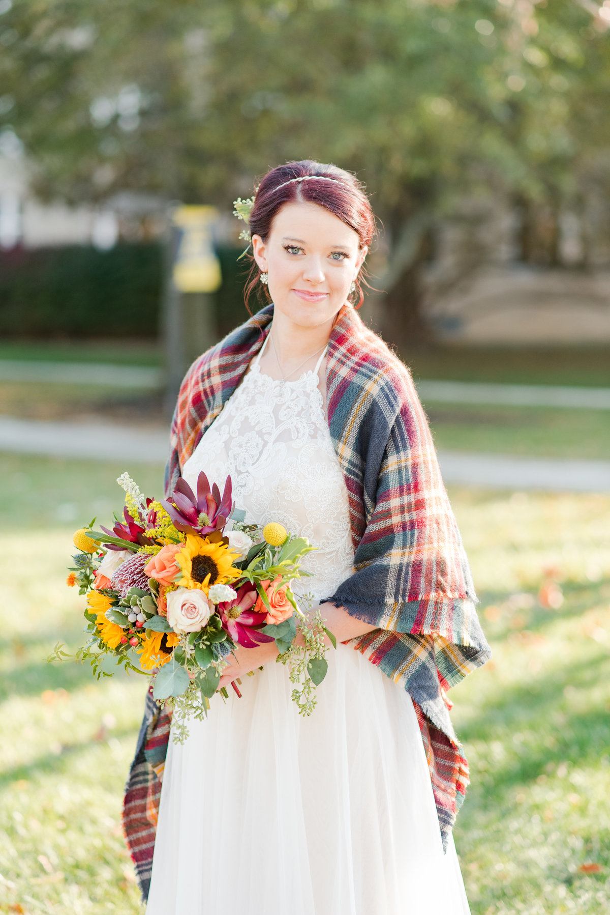 Urban Artifact Brewery Colorful Fall Wedding-109