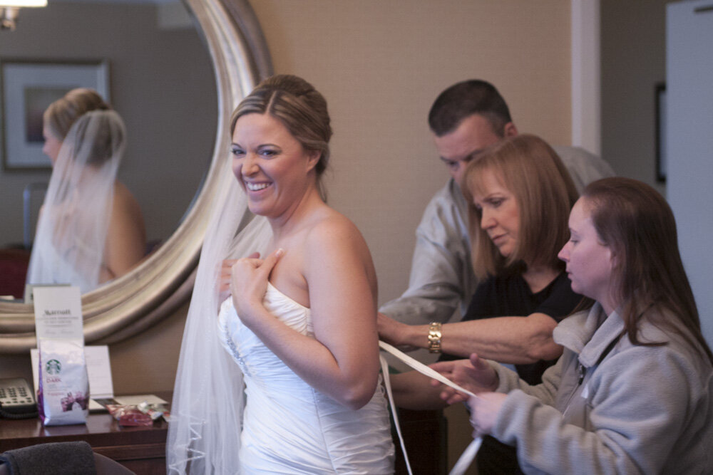 Cleveland Ohio Winter Wedding_0005