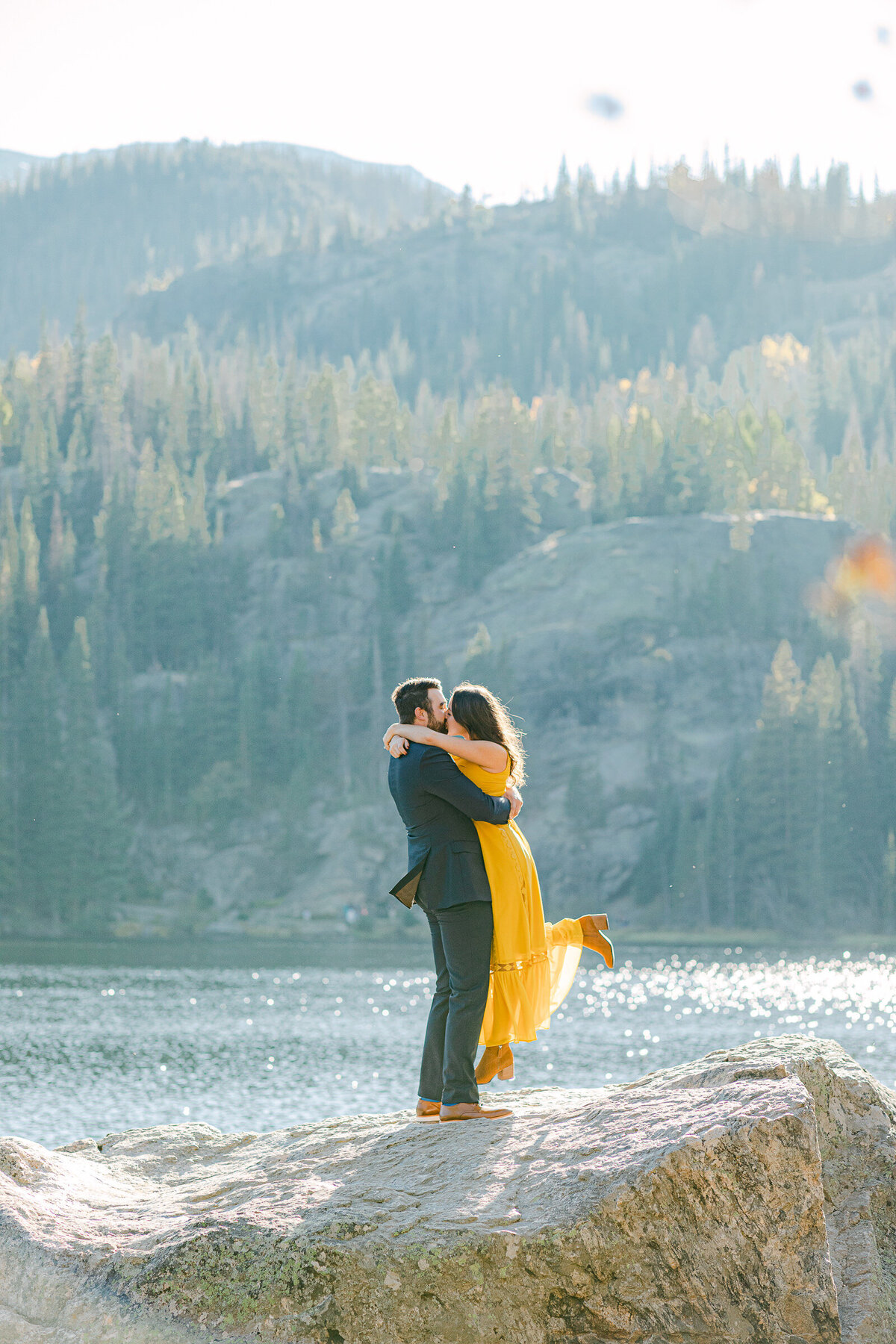 Leidy and Josh Photography | Rocky Mountains National Park Engagement-3