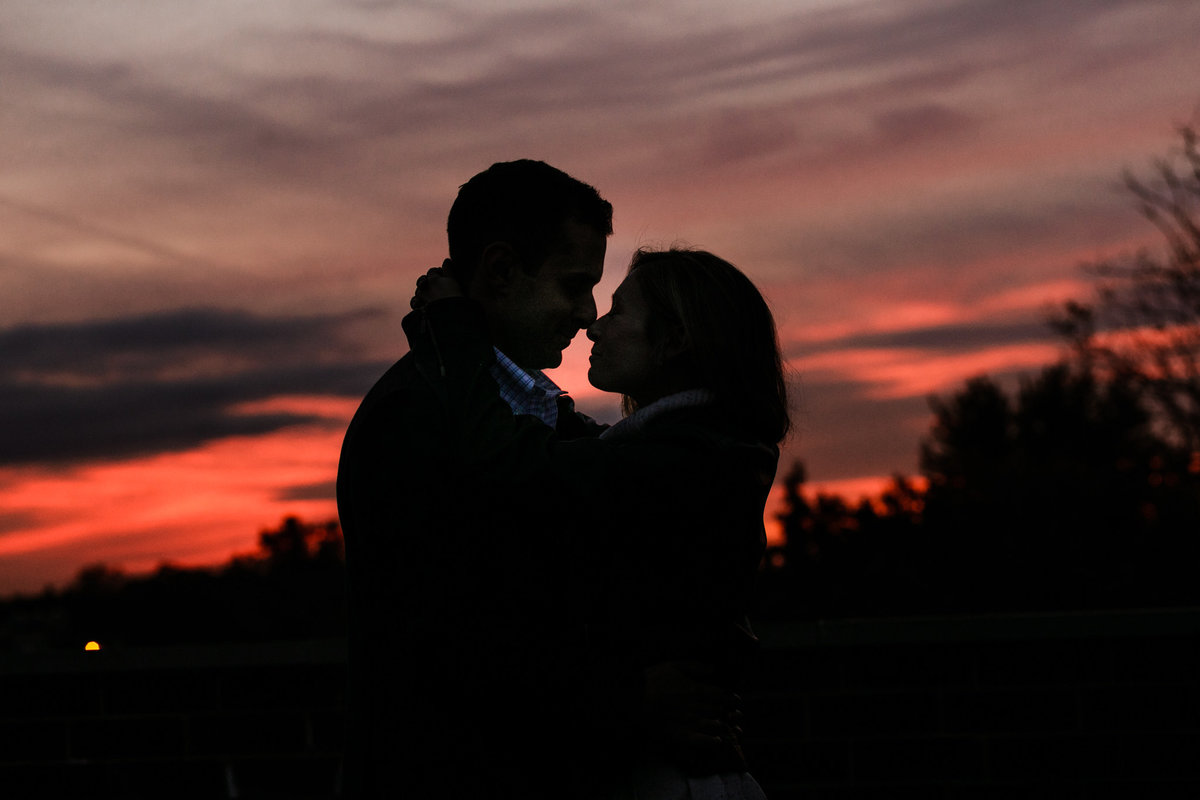 Sunset-Engagement-Photos-Chicago