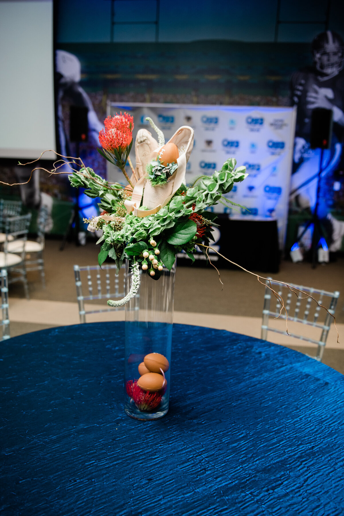 Pro Football Hall of Fame Event Planner