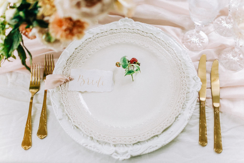 Autumn Wedding Table Styling Ideas