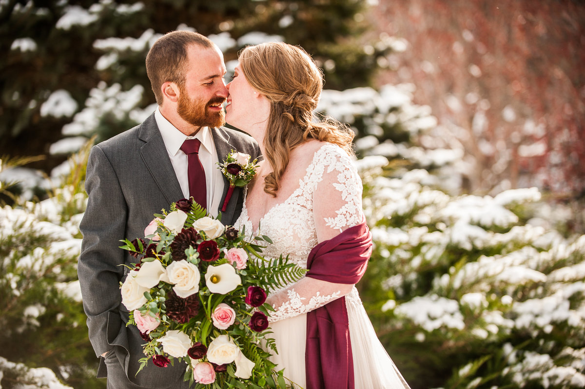 Chankaska Wedding Winter