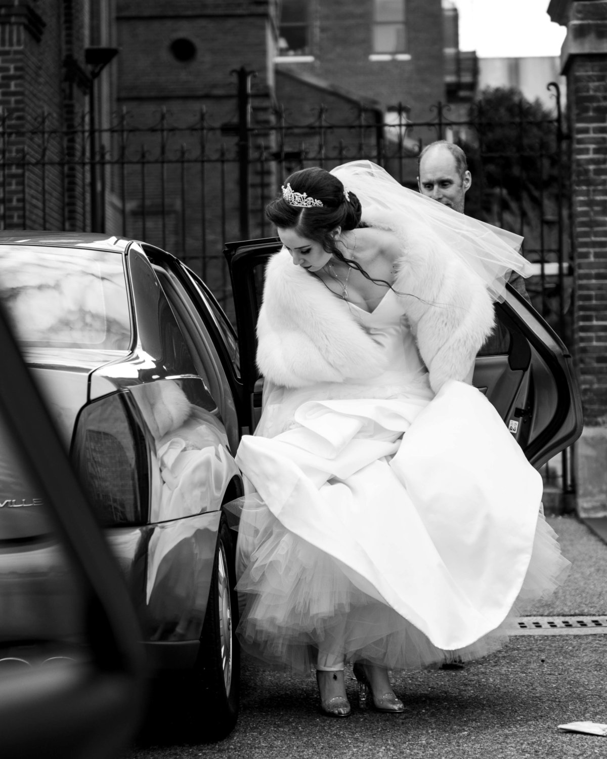 St. Aloysius Wedding by Washington DC Wedding Photographer, Erin Tetterton Photography
