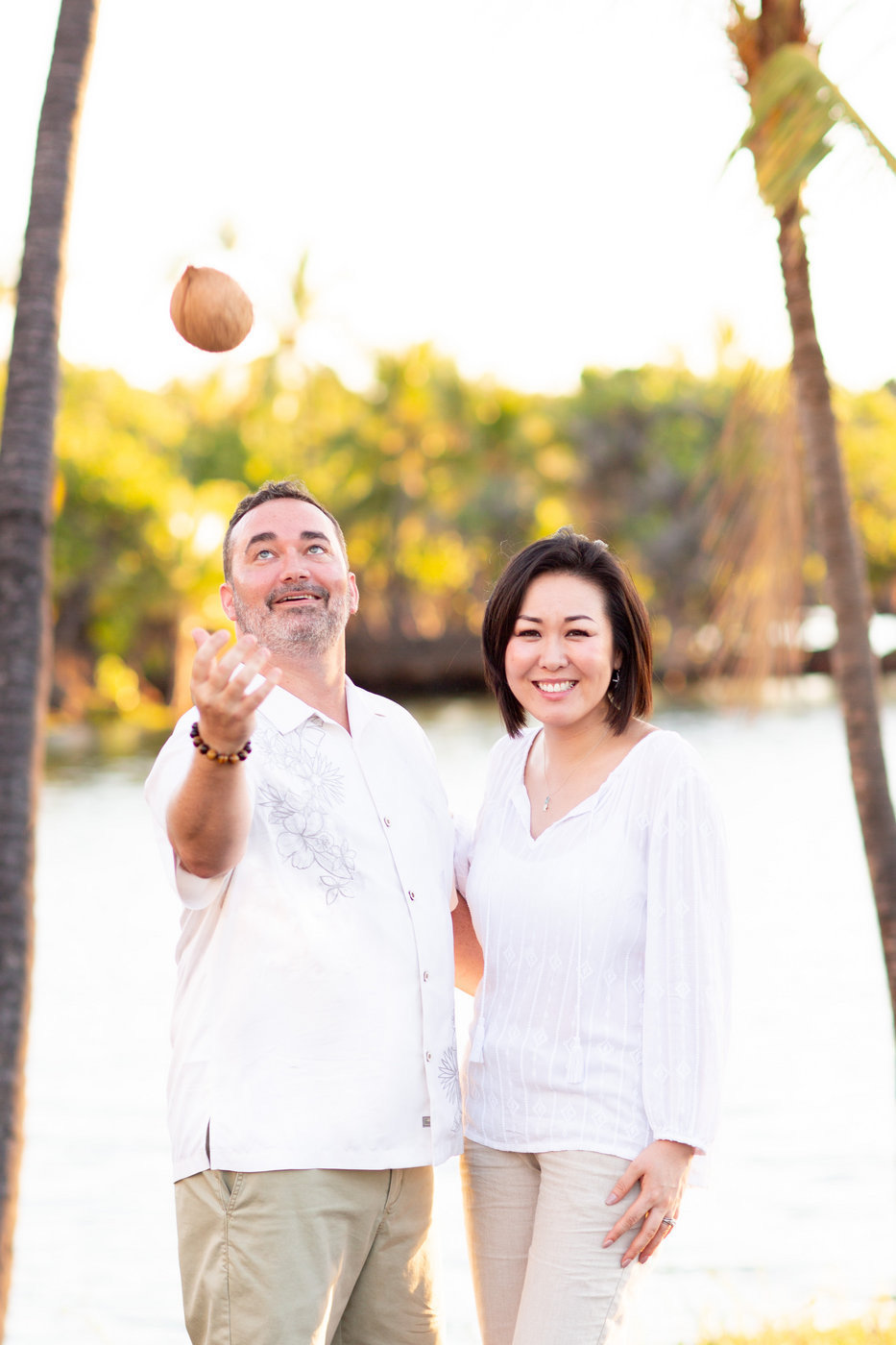 Mauna Lani Couple Photography