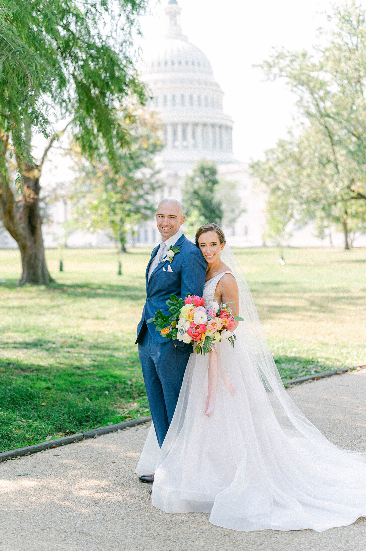 Jennifer Bosak Photography - DC Area Wedding Photography - DC, Virginia, Maryland - Jeanna + Michael - Decatur House Wedding - 16
